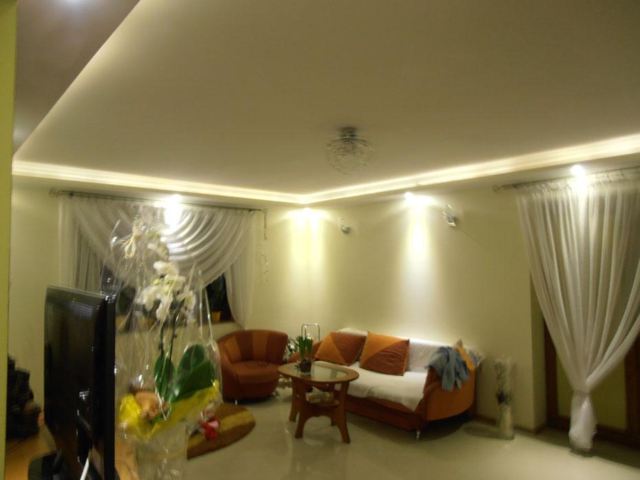 Elektryk d grzegorz sumis for Oswietlenie w salonie